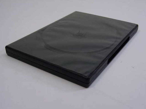 Generic Black Case for Standard DVD or CD Disk