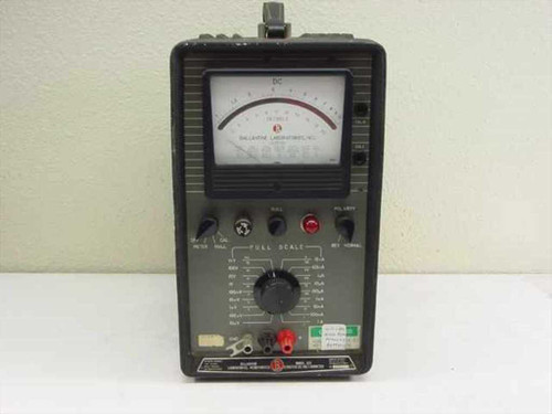 Ballantine Laboratories Sensitive DC Volt/Ammeter - Vintage Collectable 365