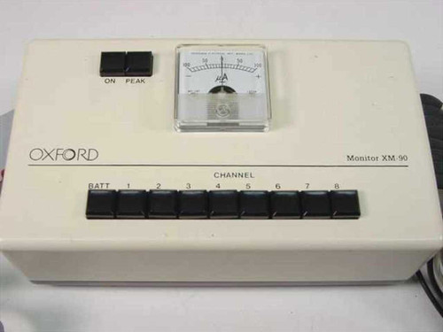 Shinohara Electrical Instruments Co. Oxford Monitor XM-90