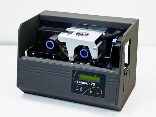 Polaroid 75  ID Card Printer for Parts or Repair - No Printhead