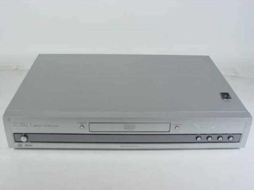 Philips DVD724  Progressive Scan DVD Player