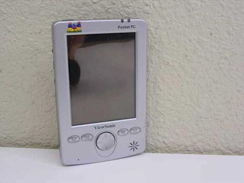 """ViewSonic 3.5"""" Color Pocket PC V35 - As Is (Store Returns) VSMW25410-1M"""