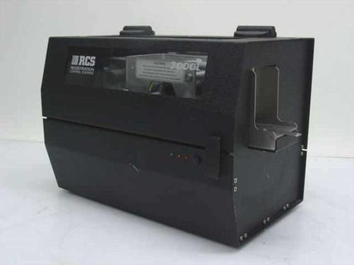 RCS ID Card Printer - Customized Zebra P300 Series for 3000i