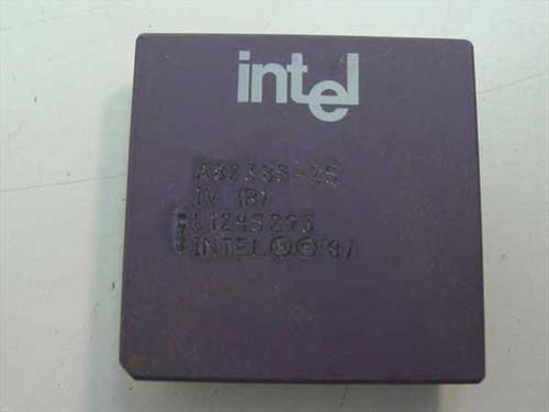 Intel 82385-25 386 CPU Cache Controller (A82385-25)