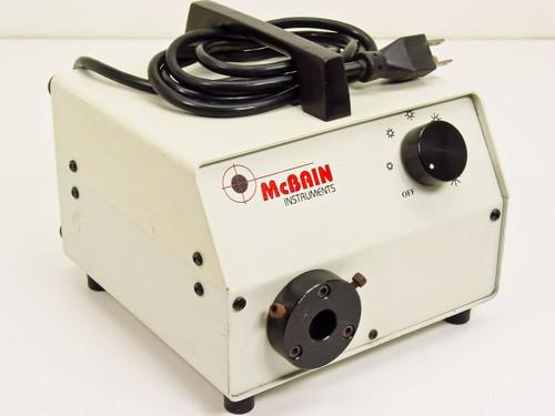 McBain Instruments Fiber Optic Light Source FCI 150