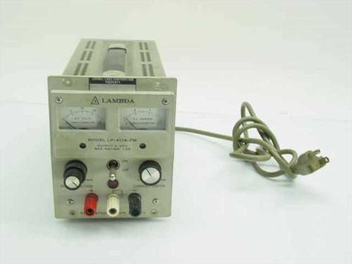 Lambda Electronics Regulated, variable, Power Supply - AS IS LP-411A-FM