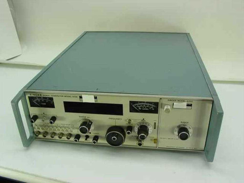 Singer 6106  Signal Generator as is for Parts or Repair