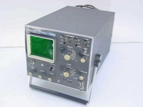 Philips PM 3200  Oscilloscope