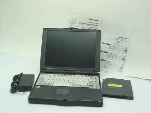 "Panasonic CF-35  P133MHz Laptop Computer 12.1"" Display"