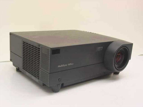 NEC Multisync MT810  550 Lumen Portable LCD Projector - As Is for Parts