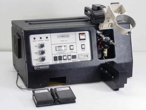 Hybond 616-08  Ultrasonic Peg Bonder