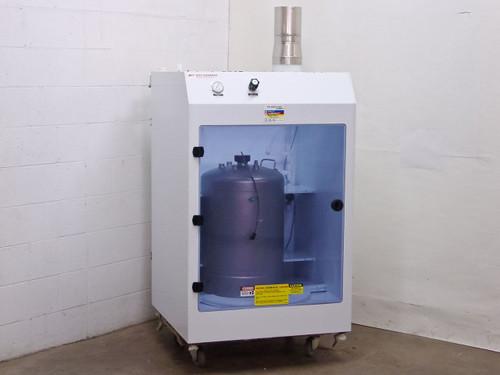 FSI BOC Edwards Chemical Daytank Cabinet System Chemistry