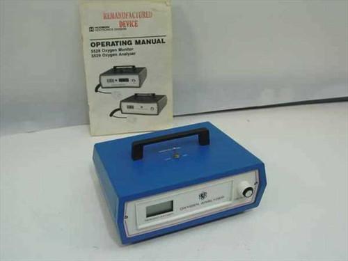 Ventronics 5529  Digital Oxygen Analyzer without Sensor