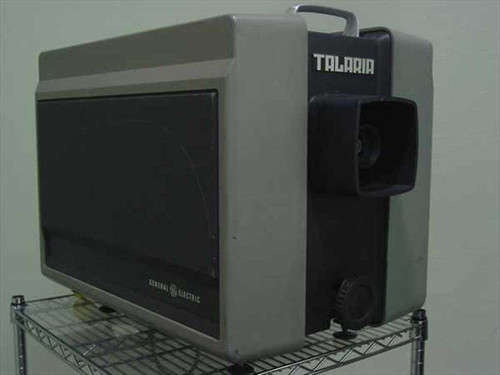 General Electric Talaria Large Screen Projector CONDITION AS-IS (PJ5055C1)