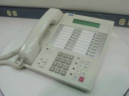 Rolm Digital Telephone Set - Rolmset 9225 White 9225SLHK