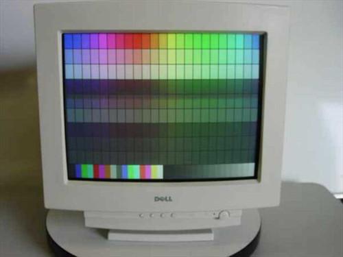 """Dell D1028L  17"""" SVGA Color Monitor - Beige - New"""
