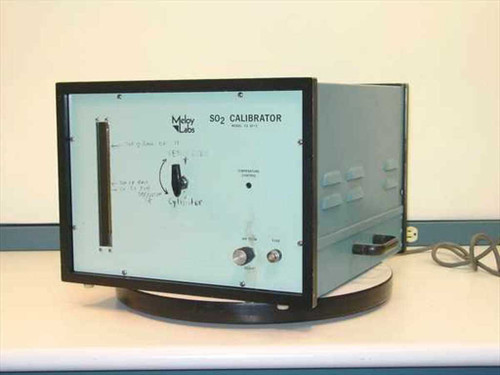 Meloy Labs CS10-2 Sulfur Dioxide (SO2) Calibrator