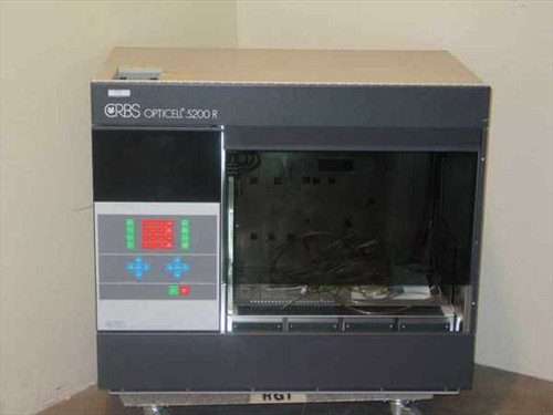 Charles River Biotechnical CRBS Opticell Cell Culture System -AS-IS (5200R)