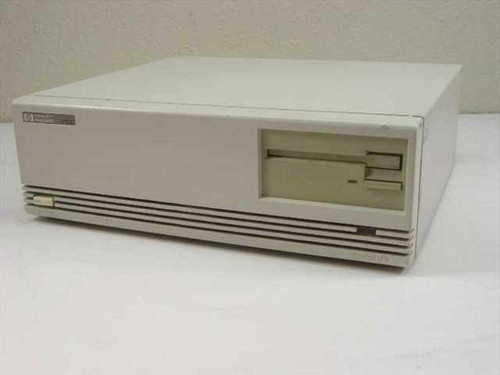 HP 9153C-020  HPIB 20MB Hard Disk Drive Enclosure with Floppy Drive