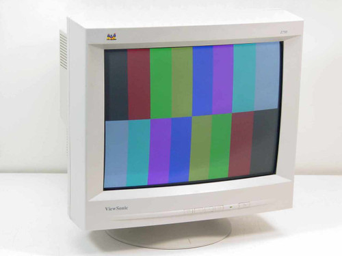 "Viewsonic E790  19"" SVGA CRT Monitor"