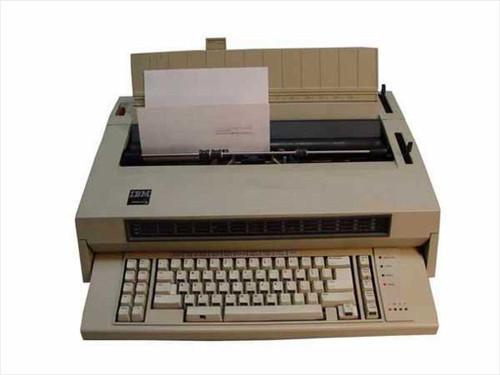 IBM Wheelwriter 5  IBM Wheelwriter 5 Electric Typewriter Model 674X