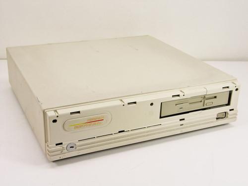 Compaq Deskpro 286n Desktop Computer 286/12 MHz 1.44 Floppy No Hard Drive