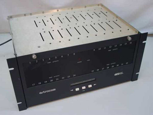 Astrocom 4100 Software Defined Multiplexer Astrocom Multiplexer