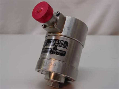 Taber Instrument Corporation 206-SA  Teledyne Pressure Transducer