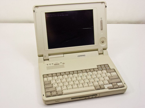 Compaq 149659-008  LTE Elite 4/75CX FDD Series 2850B - Cracked LCD