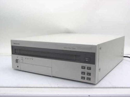 "Panasonic 12"" Optical Disk Player - Vintage - AS-IS for Parts (TQ-3032F)"