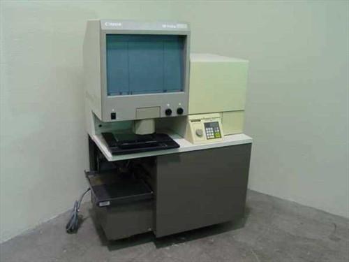 Canon NP-P580  Microfiche Reader-Printer w/Lenses for Parts