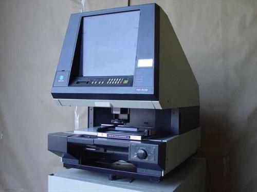 Minolta RP 505  Microfiche Reader-printer w/Film Roll Carrier