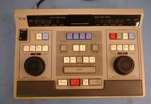 SONY RM-450  Editing Control Unit Controller