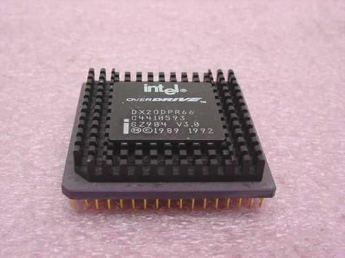 Intel SZ935  486 Overdrive Processor - DX20DPR466