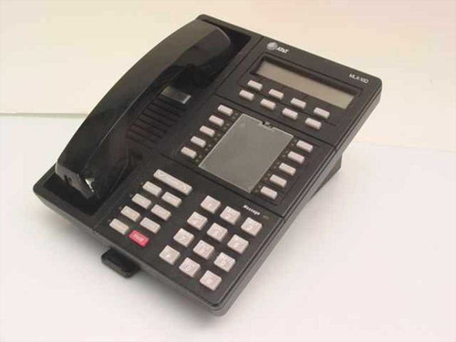 AT&T MLX-10D  Office Phone Black 10-Line with Display