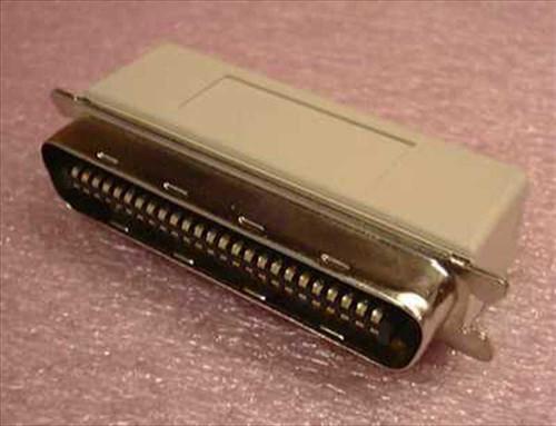 Generic Terminator  SCSI Terminator - External SCSI-1 Active C50M