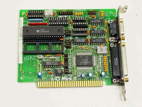 AST I/O Mini II Serial Parallel Port Card (202123-301D I/OM II/AT) (202123)
