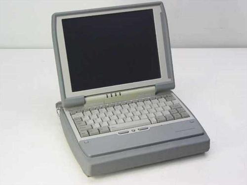 "Itronix X-C6250  P200/40mb/no HDD/10"" Mono Laptop - Ruggedized"