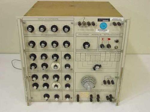 Dytronics 311/RT-1/717 Electronic Test w/4-dial Kelvin-Varley divider