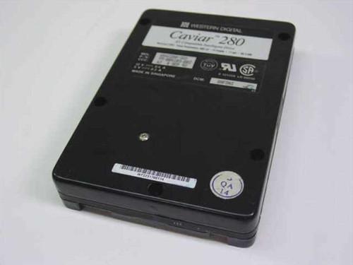 Western Digital WDAC280-32S  85MB 3.5 IDE Hard Drive