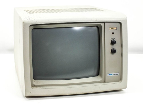 "Princeton (PGS) HX-12 RGB  12"" CGA Monitor"