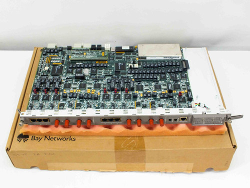 Bay Networks 5575A-FNortel Token Ring Dual Fiber Repeater Cluster Host Module 89
