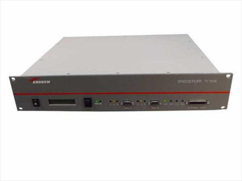 Andrew Bridgeport Network Ring Controller 7606