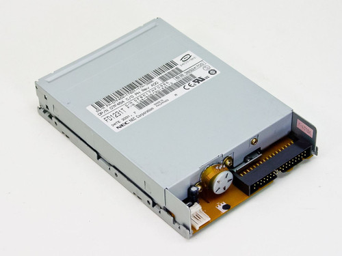 "Dell 1.44 3.5"" Floppy Drive - no bezel - FD1231T (07F454)"