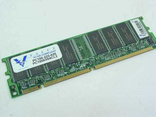 Name Brand 64MB 8X64 100 MHz SDRAM Memory 8Mx64 64MB
