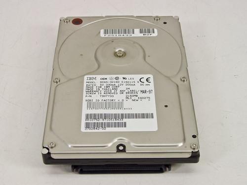 IBM 2.1GB SCSI SCA 80-Pin Hard Drive DORS-32160 (73H7733)