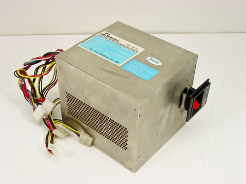 Seasonic SS-200S 200 W Switching Power Supply for AT 286 Compatible Computer
