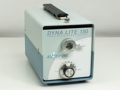A.G. Heinze Co. Dyna Lite 150 Fiber Optic Power Supply DL-150 (FO-150)