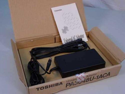 Toshiba AC Adaptor 15 VDC 4 A Barrel Plug - Portege 7000 (PA3048U-1ACA)
