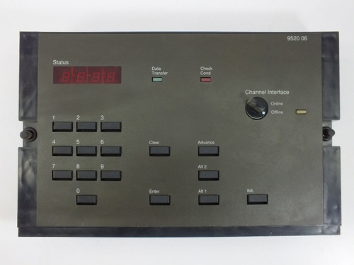 IBM 4804675  Operator Panel IBM 9520 06 3174